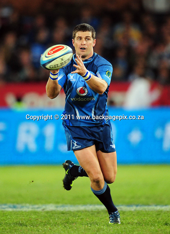 Morne Steyn of the Bulls <br /> &copy; Barry Aldworth/Backpagepix