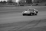 Lister Jaguar Costin at Goodwood