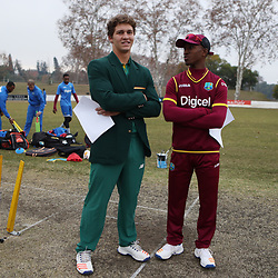 12,07,2017  2nd unofficial ODI match between South Africa Under-19s and West Indies Under 19s