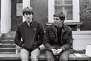 Teenagers in London, 1981