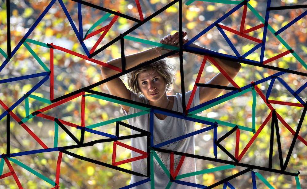 Director of the hit youtube Gotye music vifeo Natasha Pincus. Pic By Craig Sillitoe CSZ/The Sunday Age.21/04/2012  Pic By Craig Sillitoe CSZ / The Sunday Age melbourne photographers, commercial photographers, industrial photographers, corporate photographer, architectural photographers, This photograph can be used for non commercial uses with attribution. Credit: Craig Sillitoe Photography / http://www.csillitoe.com<br /> <br /> It is protected under the Creative Commons Attribution-NonCommercial-ShareAlike 4.0 International License. To view a copy of this license, visit http://creativecommons.org/licenses/by-nc-sa/4.0/.