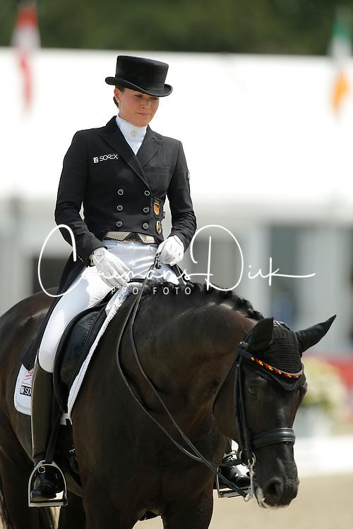 jSprehe Kristina, (GER), Desperados FRH <br /> Grand Prix Special<br /> CDIO Hagen 2015<br /> © Hippo Foto - Stefan Lafrentz<br /> 11/07/15