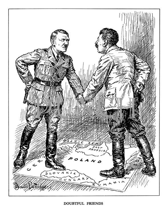 Punch Cartoons on WW2, The Second World War | PUNCH Magazine Cartoon