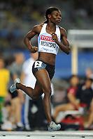 ATHLETICS - IAAF WORLD CHAMPIONSHIPS 2011 - DAEGU (KOR) - DAY 1 - 27/08/2011 - WOMEN 400M - AMANTIE MONTSHO (BOT) - PHOTO : FRANCK FAUGERE / KMSP / DPPI