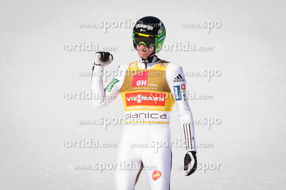 Peter Prevc (SLO) during the Ski Flying Hill Team Competition at Day 4 of FIS Ski Jumping World Cup Final 2016, on March 20, 2016 in Planica, Slovenia. Photo by Ziga Zupan / Sportida