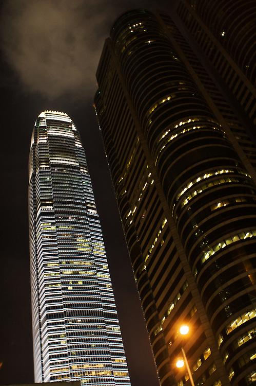 HK, Central