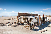The Salton Sea, california, USA