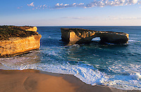 Australia Victoria Great Ocean Road London bridge