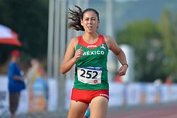 03/08/2017; Muro Padilla, Lucia Fernanda, T38, MEX at 2017 World Para Athletics Junior Championships, Nottwil, Switzerland