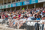 Ground view during the 3rd International Test Match 2018 match between England and India at Trent Bridge, West Bridgford, United Kingdon on 18 August 2018.