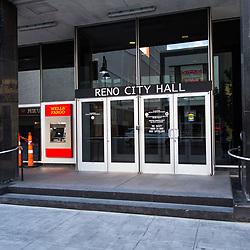 Reno City Hall Exteriors