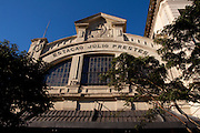 Sao Paulo_SP, Brasil...Estacao ferroviaria Julio Prestes em Sao Paulo...The Julio prestes railroad depot in Sao Paulo...Foto: MARCUS DESIMONI / NITRO