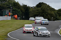 #285 Darron Lewis VW Golf GTI R during the Maximumgroup.net VAG Trophy at Oulton Park, Little Budworth, Cheshire, United Kingdom. August 20 2016. World Copyright Peter Taylor/PSP.