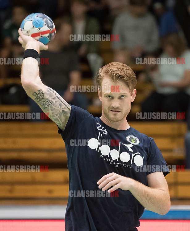 888 Ligaen Nordsjaeliglland Tth Holstebro 05 09 2018 Clausbirchdk