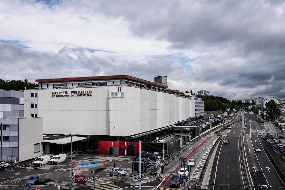 Ports Francs - Geneva Freeports. Geneva, 19 Mai 2016 © Fred Merz   Lundi13