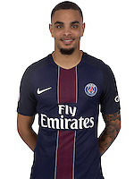 Layvin Kurzawa of PSG during PSG photo call for the 2016-2017 Ligue 1 season on September, 7 2016 in Paris, France<br /> Photo : C.Gavelle/ PSG / Icon Sport