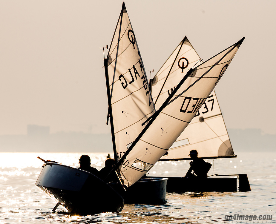 Qatar Optimist Cup 2013