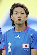 21 August 2008: Aya Miyama (JPN). Germany's Women's National Team defeated Japan's Women's National Team 2-0 at the Worker's Stadium in Beijing, China in the Bronze Medal match in the Women's Olympic Football tournament.