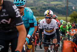 HENAO Sergio Luis of Team Sky during the UCI WorldTour 103rd Liège-Bastogne-Liège from Liège to Ans with 258 km of racing at Cote de la Redoute, Belgium, 23 April 2017. Photo by Pim Nijland / PelotonPhotos.com | All photos usage must carry mandatory copyright credit (Peloton Photos | Pim Nijland)
