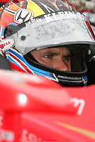 Dan Wheldon at the Homestead-Miami Speedway, Toyota Indy 300, March 6, 2005