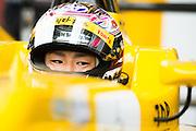October 16-20, 2016: Macau Grand Prix. 15 Sho TSUBOI, Team TOM'S