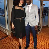 Theresa and Micah Wangia