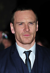 © Licensed to London News Pictures. 19/01/2012. London, England. Michael Fassbender  attends The Critics Choice Movie Awards 2012 at the BFI on the southbank in London  Photo credit : ALAN ROXBOROUGH/LNP