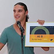 NLD/Amsterdam/20110525 - Uitreiking Nipkowschijf 2011, Ali B. met eervolle vermelding