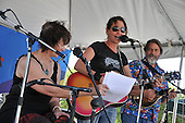 Linda Chorney Concert at 2013 Tucson Folk Festival
