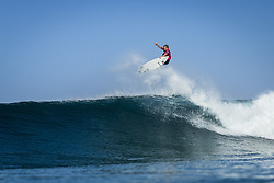 October 12, 2017 - John John Florence (HAW) Placed 1st in Heat 5 of Round One at Quiksilver Pro France 2017, Hossegor, France..Quiksilver Pro France 2017, Landes, France - 12 Oct 2017 (Credit Image: © WSL via ZUMA Press)