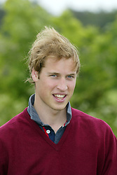 PRINCE WILLIAM WORKS ON HOME FARM, PART OF HIS FATHER, THE PRINCE OF WALES'S HIGHGROVE ESTATE IN GLOUCESTERSHIRE. <br />