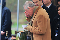 15.03.2016, Osijek, CRO, der Britische Kronprinz Charles und seine Frau Camilla besuchen Kroatien, im Bild His Royal Highness the Prince of Wales visited the Nature Park Kopacki Rit and Zlatna Greda Eco Centre where he was welcomed by Minister of Regional Development and EU Funds Tomislav Tolusic and Jasmin Sidakovic, president of the Eco Centre Golden Beam. EXPA Pictures © 2016, PhotoCredit: EXPA/ Pixsell/ Davor Javorovic/POOL<br /> <br /> *****ATTENTION - for AUT, SLO, SUI, SWE, ITA, FRA only*****