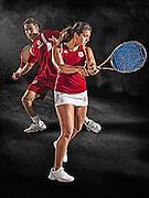 Bradley Sports Men's and Women's Tennis