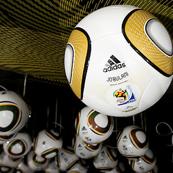 20100630: World Cup South Africa 2010, Adidas Charity Auction of paintings and match ball on eBay