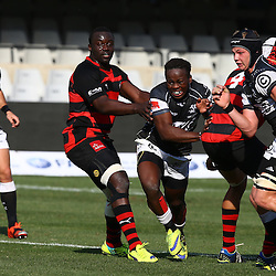 Durban, Saturday August 2015,  during <br /> The Cell C Sharks U21s vs Eastern Province Kings U21s  Growthpoint Kings Park, (Photo by Steve Haag)