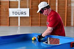 Reportage on Open De France Showdown in Tours.