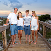 Wolfe Family Beach Photos