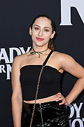 """HELENE BRITANY attends the Los Angeles Screening of Fox Searchlight's """"Ready or Not"""" at ArcLight Culver City in Culver City, California."""