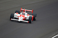 24 May 2009:3 Helio Castroneves at Indianapolis 500. Indianapolis Motor Speedway Indianapolis, Indiana.
