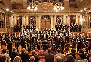 Schola Cantorum 50th Anniversary Reunion Concert, Sheldonian Theatre, 1st May 2010