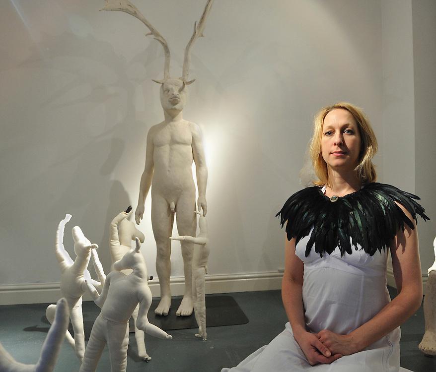 Portrait of artist Beth Carter