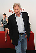 """PARIS - JANUARY 14:   Harrison Ford attend """"Morning Glory"""" Photocall at Hotel Meurice on January 14, 2011 in Paris, France.  (Photo by Tony Barson/FilmMagic)"""