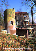 Wharton Esherick (1887-1970) House Museum, Wood Sculptor, Chester Co., PA
