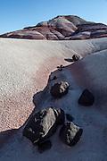 Bentonite Hills, Capitol Reef National Park