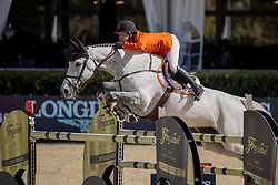 Van Der Vleuten Maikel, NED, Dana Blue<br /> FEI Jumping Nations Cup Final<br /> Barcelona 2019<br /> © Hippo Foto - Dirk Caremans<br />  03/10/2019