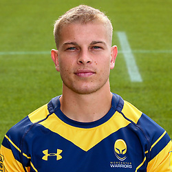 Michael Dowsett of Worcester Warriors - Mandatory by-line: Robbie Stephenson/JMP - 25/08/2017 - RUGBY - Sixways Stadium - Worcester, England - Worcester Warriors Headshots