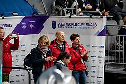 Werndl Benjamin, GER, Daily Mirror 9<br /> LONGINES FEI World Cup™ Finals Gothenburg 2019<br /> © Hippo Foto - Stefan Lafrentz<br /> 05/04/2019