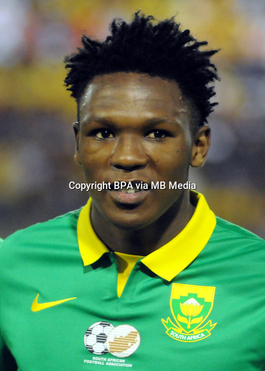 Fifa Men&acute;s Tournament - Olympic Games Rio 2016 - <br /> South Africa National Team - <br /> Lebogang Mothiba
