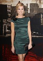 Joanne Froggatt Specsavers Crime Thriller Awards, Grosvenor House Hotel, Park Lane, London, UK, 08 October 2010: For piQtured Sales contact: Ian@Piqtured.com +44(0)791 626 2580 (picture by Richard Goldschmidt)