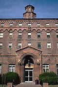 Harrisburg, PA, Historic YMCA Building, Art Deco Architecture